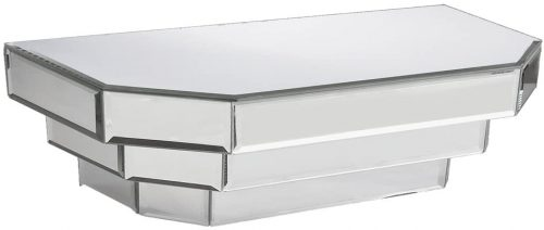 Howard Elliott 11062 Mirrored Wall Shelf
