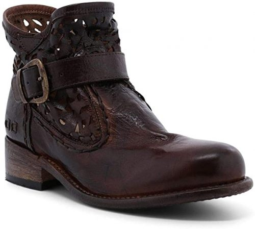 Bed|Stu Women's Heather Leather Ankle Boot