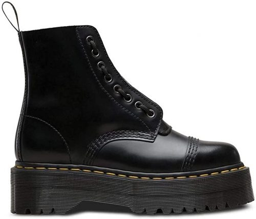 Dr.Martens Womens Sinclair Arcadia Leather Boots