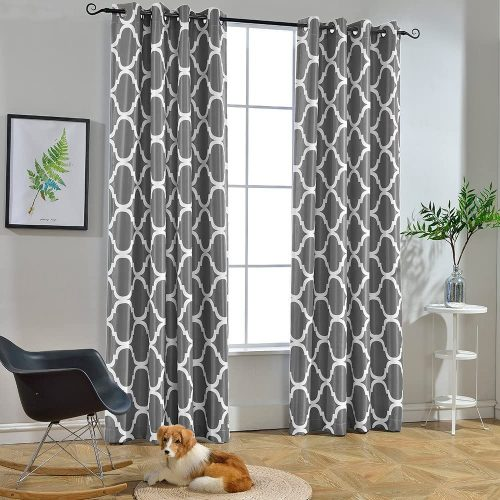 Melodieux Moroccan Fashion Curtains
