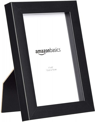 AmazonBasics Photo Picture Frame