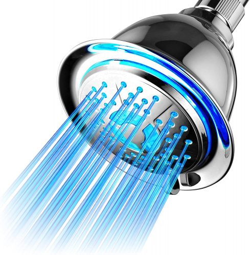 PowerSpa LED Shower Head