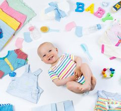 What are the essential care products every baby needs?