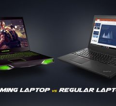 Gaming Laptops vs. Normal Laptops: What's the difference