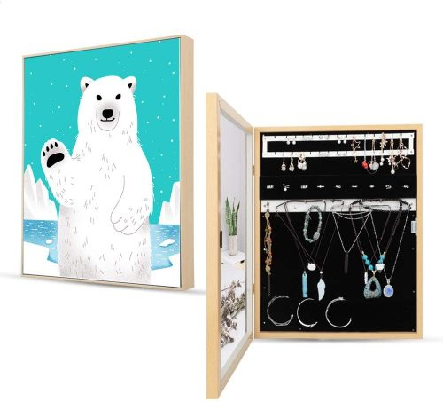 JEXICASE Jewelry Cabinet