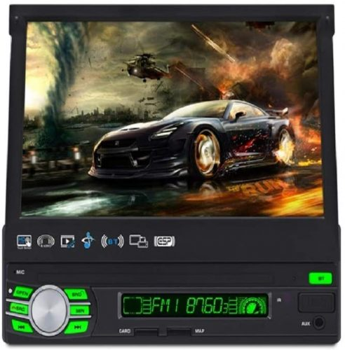 Jarwee 7-inch Touch Screen Car Stereo