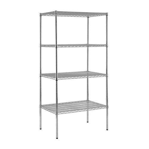 Sandusky Lee Wire Shelving Closets