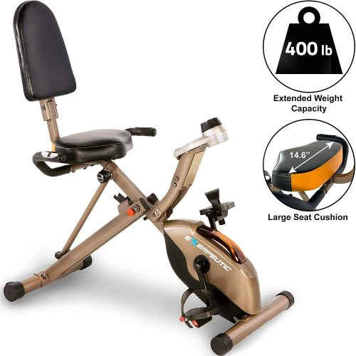 Exerpeutic Gold Exercise Bike