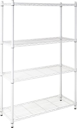 Adjustable Storage Shelving Unit