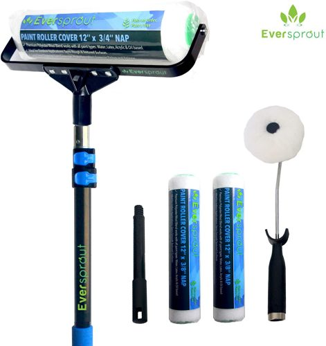 EVERSPROUT Foot Paint Roller Kit