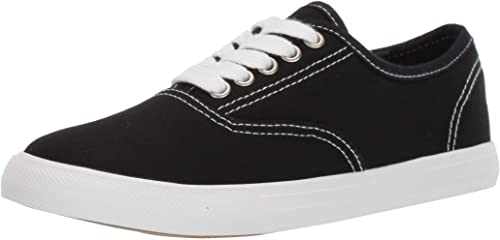 Amazon Essentials Women's Lace-Up Sneaker