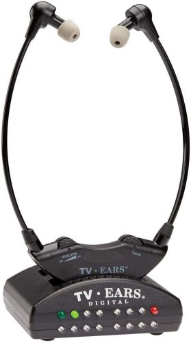 TV Digital Wireless Headset System