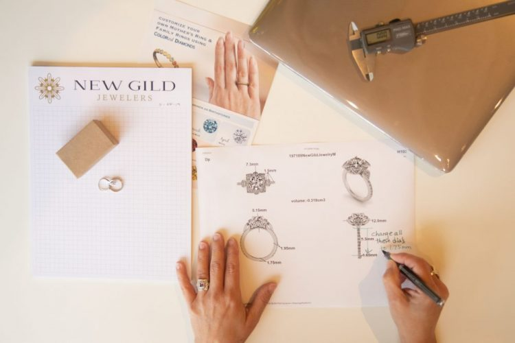 How to Get Started to Become a Jewelry Designer